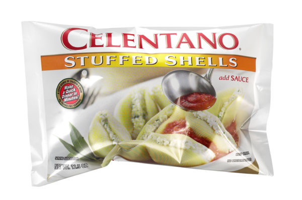 Celentano Stuffed Shells without Sauce