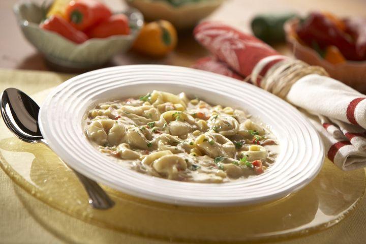 Estofado de Tortellini